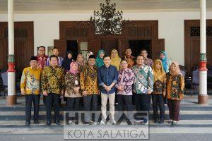 Komisi D DPRD Lamongan Kunjungi Pemkot Salatiga