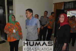 Resmikan Gedung, Wali Kota Dorong Peran Perempuan Ditingkatkan