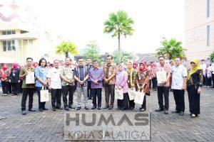 Wali Kota Minta RSUD Tingkatkan Mutu Pelayanan