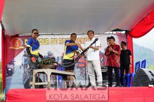 Pemkot Salatiga Terima Hibah Senjata dari Direktur Zeni TNI AD