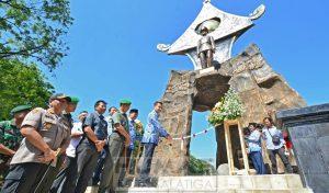 Wali Kota Resmikan Alun-Alun Pancasila Salatiga