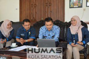 Sukseskan SP 2020, Walikota Ajak Masyarakat Input Mandiri