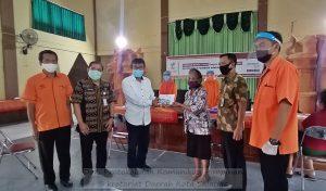 Wawali Serahkan BST bagi 14.952 KPM di Salatiga