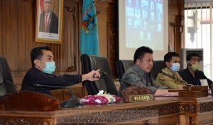 Wali Kota Apresiasi Rekomendasi DPRD Terkait LKPJ TA 2019