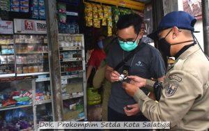 Satpol Gelar Operasi Gabungan, Cegah Peredaran Rokok Ilegal