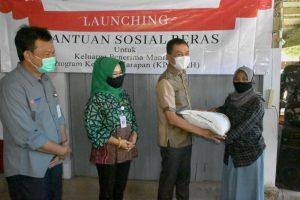 3.770 KPM PKH Salatiga Terima Bantuan Sembako
