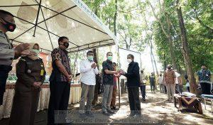Peringati Hari Tani, Wali Kota Siap Jadi Pilot Project Vanili Nusantara