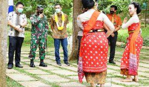 Wali Kota Launching Kampung Wisata Candi 2020