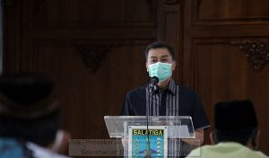 Wali Kota Wajibkan Takmir Masjid Jadi Agen Protokol Kesehatan