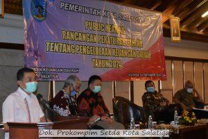 'Public Hearing' Raperda PKD Guna Tampung Aspirasi