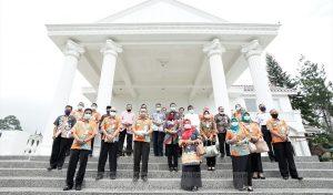 Buka Rakor Dewan Ketahanan Pangan, Wali Kota Tekankan Pentingnya Sinergitas