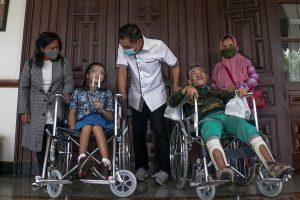 Peringati HDI, Penyandang Disabilitas Curhat pada Wali Kota Salatiga