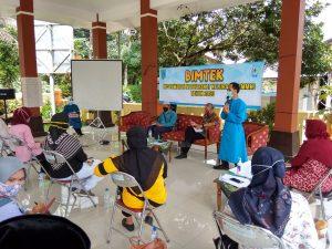 Soroti Kesadaran Masyarakat, Kelsi Kalibening Ingatkan Penerapan Protokol Kesehatan