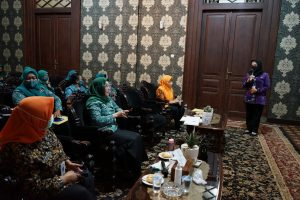 Ketua TP PKK Kota Minta Pengurus Bekerja Serius