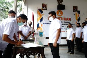 Wali Kota Minta HIPMI Salatiga Percepat Pelaksanaan Program Kerja