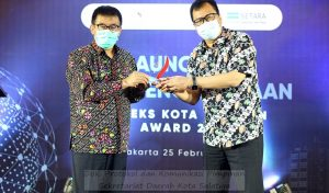 Geser Singkawang, Salatiga Raih Kota Tertoleran Pertama se-Indonesia