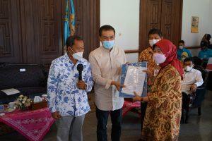 Komisi IX DPR RI Pantau BantuanSubsidi Upah di Salatiga
