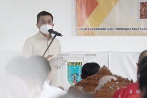 Wali Kota Optimis Bawa Ketela ke Kancah Internasional